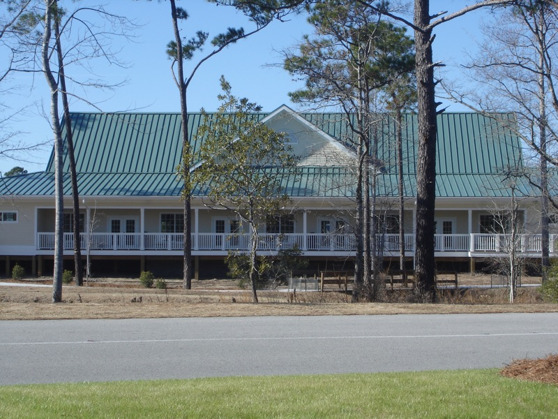 Metal Roofs Wilmington Leland Wrightsville Beach Nc